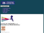 WEBOVÁ STRÁNKA AUTOLAK KRČMÁŘ s.r.o. Autolakovna Mladá Boleslav