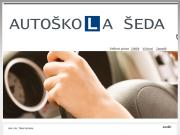 WEBOVÁ STRÁNKA Autoškola Benešov ing. Vladimír Šeda