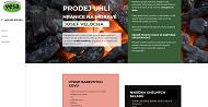 Strona (witryna) internetowa Velocha Josef