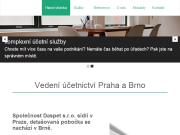 WEBOVÁ STRÁNKA DASPET s.r.o.