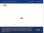 WEBOVÁ STRÁNKA EBOG CV s.r.o. Vzduchotechnika, klimatizace
