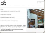 WEBOVÁ STRÁNKA Elektrické instalace Zíka, s.r.o.