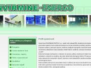 WEBOVÁ STRÁNKA ENVIRMINE-ENERGO, a.s.