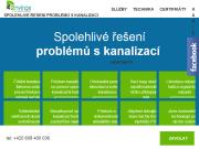 WEBOVÁ STRÁNKA Envirox s.r.o.