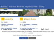 WEBOVÁ STRÁNKA Obec Kokory