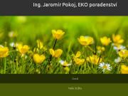 WEBOVÁ STRÁNKA Ing. Jaromír Pokoj - posuzování vlivů na životní prostředí