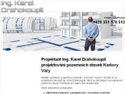 WEBOVÁ STRÁNKA Ing. Karel Drahokoupil - Projektová kancelář