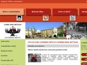 WEBOVÁ STRÁNKA M�sto Lipn�k nad Be�vou M�stsk� ��ad