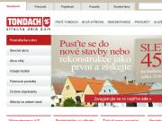 SITO WEB TONDACH Ceska republika, s.r.o.