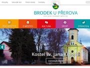 WEBOVÁ STRÁNKA Městys Brodek u Přerova Obecní úřad