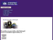 PÁGINA WEB Svestkova povidla Jiri Netopil www.svestkovapovidla.cz