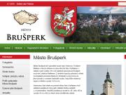 WEBOVÁ STRÁNKA Město Brušperk Městský úřad Brušperk