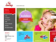 WEBOVÁ STRÁNKA JONAP - výroba obuvi s.r.o.