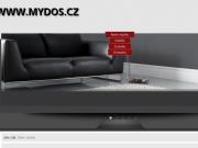 Strona (witryna) internetowa MYDOS Josef Dostal