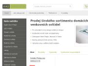 WEBOVÁ STRÁNKA Elma Nováček Pavel, Ing.