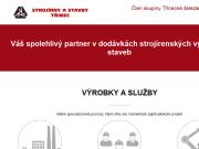 WEBOVÁ STRÁNKA Strojírny a stavby Třinec, a.s.
