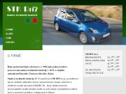 WEBOVÁ STRÁNKA STK - stanice technické kontroly STK RITZ s.r.o.