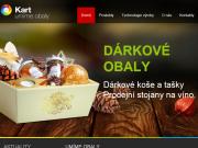 WEBOVÁ STRÁNKA Kart Holding, a.s.