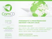 WEBOVÁ STRÁNKA ComCD-celní deklarace s.r.o.