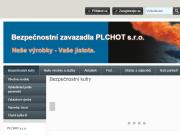 WEBOVÁ STRÁNKA PLCHOT s.r.o.
