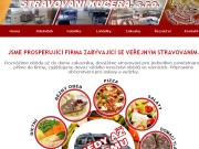WEBSEITE Stravovani Kucera s.r.o.