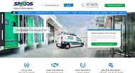 PÁGINA WEB SPEDOS Servis s.r.o. Automaticke dverni a vratove systemy