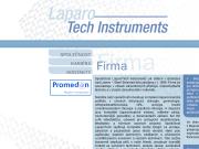 WEBOVÁ STRÁNKA LaparoTech Instruments, s.r.o. Komplexní laparoskopické portfolio
