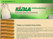 WEBOVÁ STRÁNKA KUBLA ochrann� pracovn� pom�cky