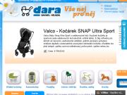 SITO WEB DARA kocarky Daniel Hradil