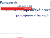 WEBSITE Pavel Mayer - PAMASERVIS