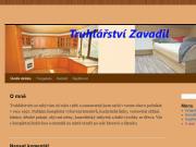 WEBOVÁ STRÁNKA Truhl��stv� a stol��stv� ZAVADIL Pavel Zavadil