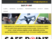 WEBSEITE Safe point s.r.o.