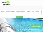 WEBOVÁ STRÁNKA Slunce Invest s.r.o.