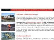 WEBOVÁ STRÁNKA SSE Explo Česká republika s.r.o.