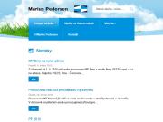 WEBOVÁ STRÁNKA TS Valašské Meziříčí s.r.o. Člen skupiny Marius Pedersen a.s.