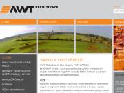 WEBOVÁ STRÁNKA AWT Rekultivace a.s.