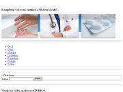 WEBOVÁ STRÁNKA INDICO spol.s r.o. vybavení lékáren a ambulancí na klíč