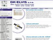 WEBOVÁ STRÁNKA DK-ELVIS s.r.o.