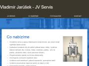 WEBOVÁ STRÁNKA Vladimír Jarůšek JV Servis