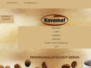 WEBOVÁ STRÁNKA Automaty Kavamat Vending s.r.o.