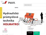 WEBSITE Pavlinek s.r.o.