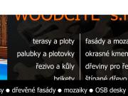 WEBOVÁ STRÁNKA Wood Cité, s.r.o.