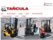 WEBOVÁ STRÁNKA Hurt Taňcula Zdislav