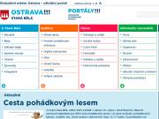 WEBOVÁ STRÁNKA Statut�rn� m�sto Ostrava M�stsk� obvod Star� B�l�