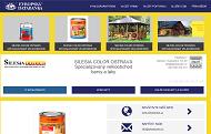 WEBOVÁ STRÁNKA SILESIA COLOR OSTRAVA Specializovaný velkoobchod barvy a laky