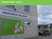 WEBOVÁ STRÁNKA Drogerie Valášek Speciál Jaroslav Valášek