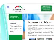 PÁGINA WEB Mediekos Ambulance, s.r.o.