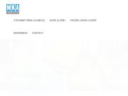 Strona (witryna) internetowa MKA Service s.r.o. Vzorkova prodejna