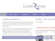 WEBOVÁ STRÁNKA Laderman s.r.o. Autoservis a pneuservis Brantice