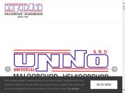 WEBOVÁ STRÁNKA Unno universal s.r.o